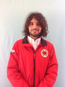 Patrick Amarante--City Year Corps Member on the Hasbro Team Serving at Roger Williams Middle School